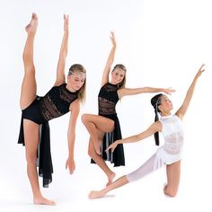 Ballet, Contemporary & Lyrical Dance Costumes : Purity