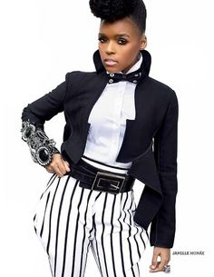 Janelle Monae in a Dress | Janelle Monáe