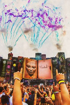 Tomorrowland Festival in Europe