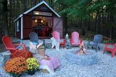 Incredible Backyard Storage Shed Makeover Design Ideas (40)