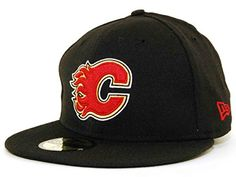 Calgary Flames Fitted Hats