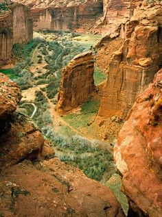 Canyon De Chelly Chinle, AZ