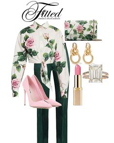 Discover recipes, home ideas, style inspiration and other ideas to try. Classy Outfits, Chic Outfits, Fashion Outfits, Womens Fashion, Work Fashion, I Love Fashion, Colored Jeans Outfits, Looks Plus Size, Casual Chic Style