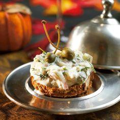 Siikatartar (Whitefish tartar)