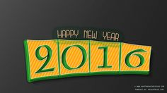 Pretty Happy New Year 2016 Images For PCs And Phones