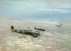 The Supermarine Spitfire is a British single-seat fighter aircraft that was used by the Royal Air Force and many other Alliedcountries during and after the