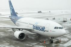 Canadian leisure airline Air Transat announced today that it would have to lay off employees as air… Air Transat, European Destination, Return To Work, Early Retirement, Air Travel, Aviation, Aircraft