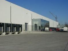 Bokserska Office&Distribution Center
