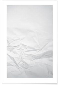 Paper Landscape as Premium Poster by Studio Nahili | JUNIQE