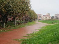 FLEXBRICK. Jardin Niel. Toulouse (France) by Agence Michele et Miquel. Vista Parcial 5.