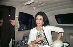 Elizabeth Taylor wearing Chanel 1965