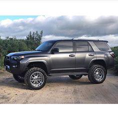 Owner: @jcnbp ___________________________ #toyota #tundra #4runner #tacoma #fj #fjcruiser ... Toyota Lift, Toyota Trd Pro, Toyota 4runner Trd, Toyota Trucks, Lifted Ford Trucks, Toyota Tundra, Toyota Celica, Overland 4runner, Top Cars