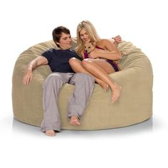 Buy Bean Bag Chair at Brookstone. Order today!