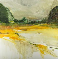 Edwige Fouvry, 'Marais Jaune,' 2014, Dolby Chadwick Gallery