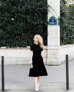Carin Olsson in Dior