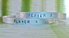 bracelet gamer bracelet single bracelet player 3 by ragequitgifts