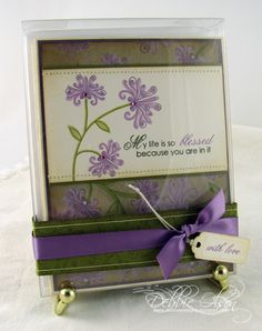 Heartfelt Basics Boxed Card Set