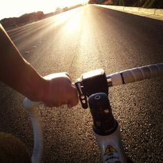 road biking