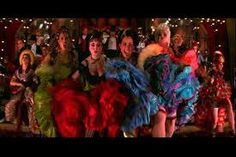 Image result for moulin rouge costume designer