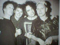 The Cure & Depeche Mode.