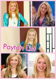 Peyton list ^^^^not my collage>>>you spelled it wrong!!!!!!!