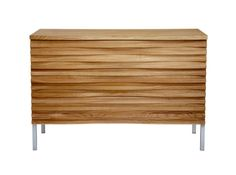 Wave Chest of Drawers - designer Russell Pinch - 108W x 50D x 73H cm