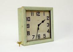Waterbury office clock