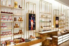 Premier Dead Sea Cosmetics' international brand's concept store in Eilat. The store's design sets the standard for cosmetics in Israel – both in terms of its innovation and in terms of monetary investment. This is the first...