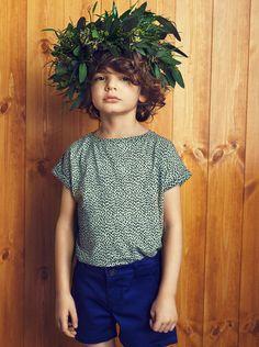 Boy editorial for La Petite Magazine issue nr 2 - Max Modén