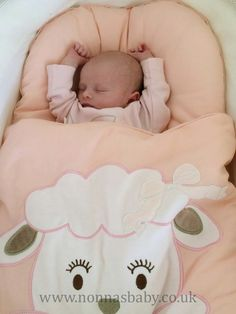 "Hands up if you love your Nap Mat!!! It looks like this gorgeous little baby Florence does. Mummy Charlotte said ""My little girl Florence (Floss) loves her nap mat, so glad I bought it. Struggled to get her to settle in her Moses basket but not with the nap mat in it. Fantastic."" Nonna is thrilled! :-) • Find out more about Nap Mats: https://nonnasbaby.co.uk/baby-nap-mats/"
