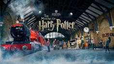 If you're a fan of the Harry Potter movies, book your tickets to Hogwarts and  visit the Harry Potter Studios for a tour.