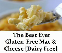 GlutenAway: The Best Ever Gluten Free Mac & Cheese {Dairy Free} - added half tsp more of garlic and a full cup of coconut cream instead of almond milk! Made the noodles and sauce separately to save better. Would be good with a bit of butter and bacon too!