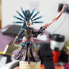 Another WIP shot of Yvraine...