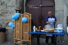 【意大利】温泉小镇的蓝夜狂欢 Blue/SPA Night in Bagno di Romagna by @sofiacomo