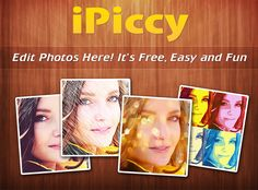iPiccy Photo Editor is Awesome! Try it right now! @Amanda Poppen
