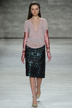 Tome Fall 2014 Ready-to-Wear Fashion Show - Mayya Derzhevitskaya