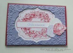 www.rosa-pink-glitzer.de: Waldhimbeere & Blauregen
