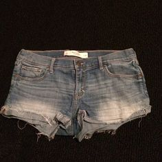 Shorts Shorts Abercrombie & Fitch Shorts Jean Shorts
