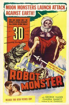 Robot Monster (1953, USA)