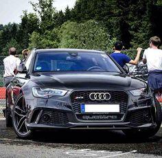 Audi RS6 Via LadyLuxury