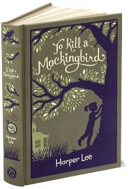 To Kill a Mocking Bird, By Harper Lee. One of my favorite books of all time.