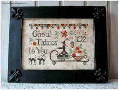 """Ghoul Tidings to You"" от Plum Street Samplers"