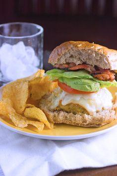 California Chicken Burger