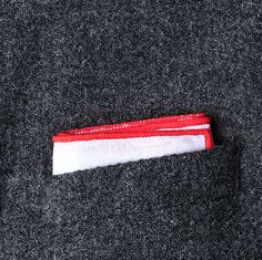 Whether you're a first timer or someone who's looking for a new way to style yourself, here's how to fold a pocket square to get the perfect look for any occasion. Pocket Square Folds, Pocket Square Styles, Pocket Squares, Three Piece Suit, 3 Piece Suits, Wedding Colors, Wedding Styles, Wedding Flowers, Black Suit Wedding