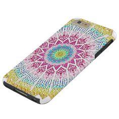 Moroccan Jewels Tough iPhone 6 Plus Case