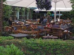 Cafe at Wimbledon