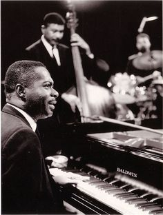 Wynton Kelly (with Paul Chambers & Jimmy Cobb)