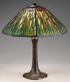 Handel lamp daffodil painted glass and patinated metal table lamp handel lamp daffodil painted glass and patinated metal table lamp circa 1910 stickley roycrofters greene greene pinterest metal table lamps mozeypictures Choice Image