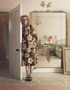 Orla Kiely focuses on floral prints for spring-summer 2018 campaign