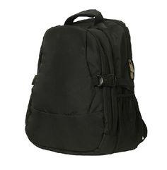 $37.99  Amazon.com : LCY Unisex Backpack Diaper Bag Black : Baby